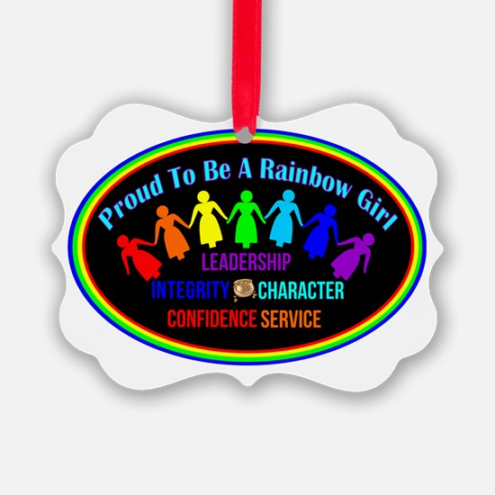 International Order Of The Rainbo Ornament