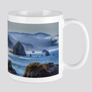 Rockaway Beach on the Oregon Coast Mugs