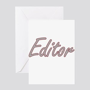 Film editor greeting cards cafepress editor artistic job design greeting cards m4hsunfo