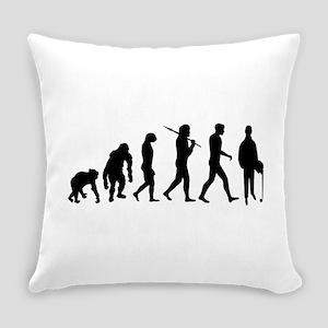 Accountant Evolution Everyday Pillow