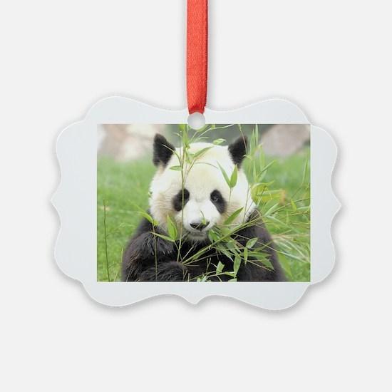 Giant panda Ornament