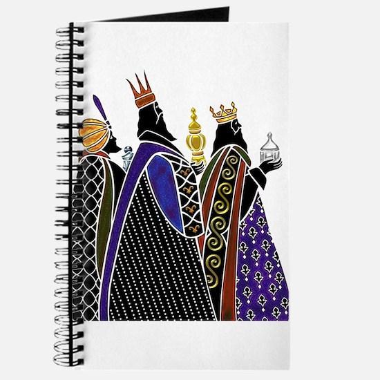 Three Magi Bearing Gifts Journal