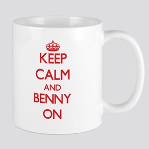 Keep Calm and Benny ON Mugs