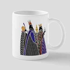 Three Magi Bearing Gifts Mugs