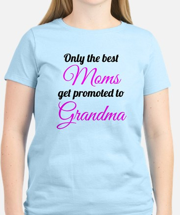 Promoted To Grandma T-Shirt