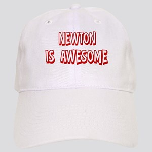 Newton is awesome Cap