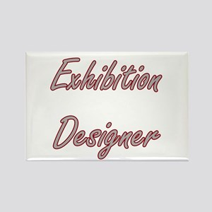 Exhibition Designer Artistic Job Design Magnets