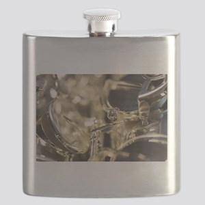Intimate Knowledge of Sax Flask