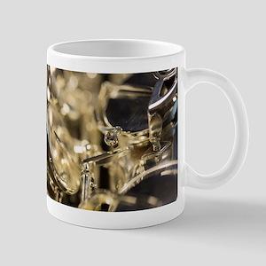Intimate Knowledge of Sax Mug