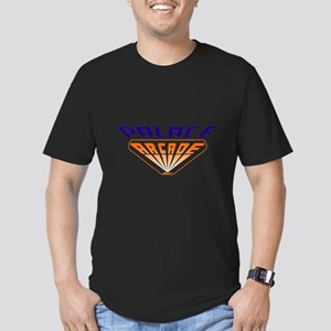 Palace Arcade Men's Fitted T-Shirt (dark)