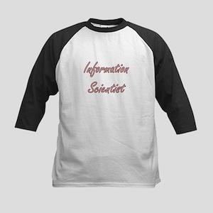 Information Scientist Artistic Job Baseball Jersey