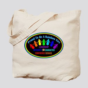 International Order Of The Rainbow Girls Tote Bag