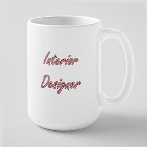 Interior Designer Artistic Job Design Mugs