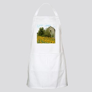 Sunflower Radiance Apron