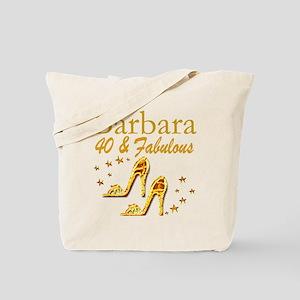 40TH PRIMA DONNA Tote Bag