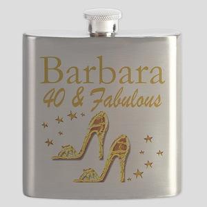 40TH PRIMA DONNA Flask
