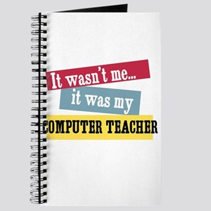Computer Teacher Journal