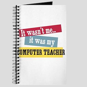 Computer Teacher Journal