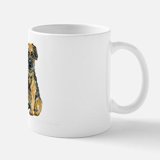 Border Terrier Home Mug