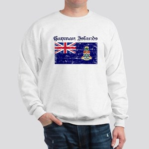 Cayman Island Flags Sweatshirt