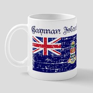 Cayman Island Flags Mug