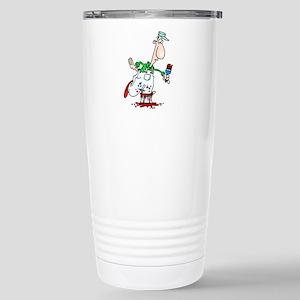 Cartoon Painter Mugs