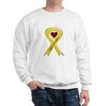 US Army Support Our Soldiers Ribbon Sweatshirt