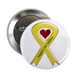 US Army Support Our Soldiers Ribbon Button