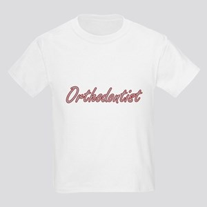 Orthodontist Artistic Job Design T-Shirt