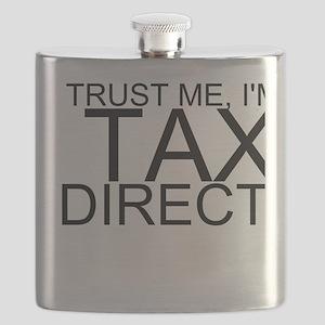 Trust Me, I'm A Tax Director Flask
