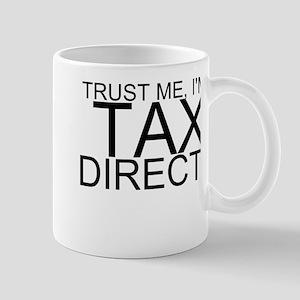 Trust Me, I'm A Tax Director Mugs