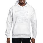 Beluga Whale Sweatshirt