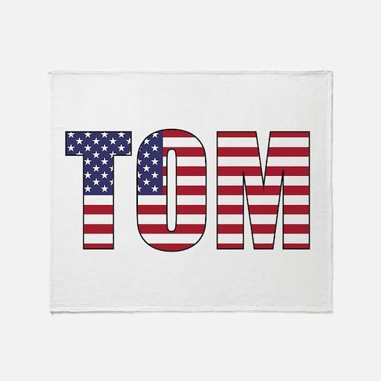 Tom Throw Blanket