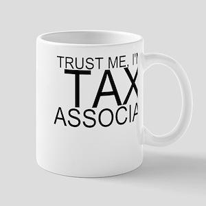 Trust Me, I'm A Tax Associate Mugs