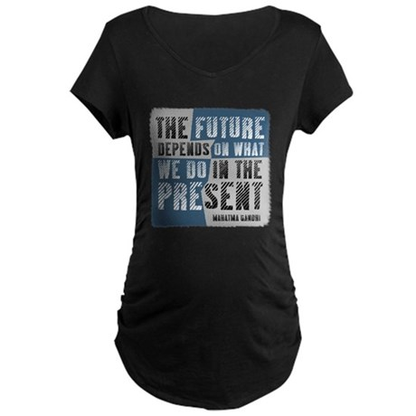 The Future Maternity Dark T-Shirt
