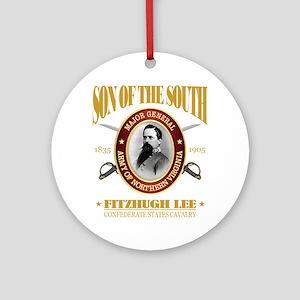 Fitzhugh Lee (SOTS2) Round Ornament