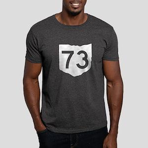 State Route 73, Ohio Dark T-Shirt