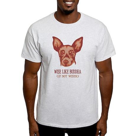 Miniature Rat Terrier Light T-Shirt