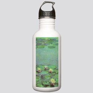 Waterlilies by Claude Stainless Water Bottle 1.0L