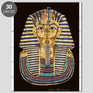 Tutankhamon's Mask Puzzle