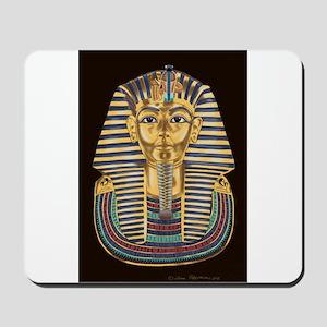 Tutankhamon's Mask Mousepad