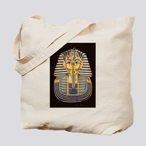 Tutankhamon's Mask Tote Bag