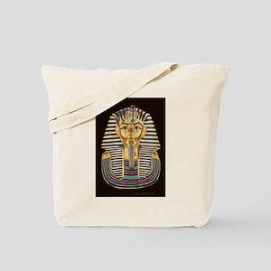 Tutankhamon's Mask Tote Bag