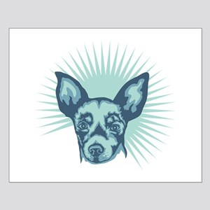 Miniature Rat Terrier Small Poster