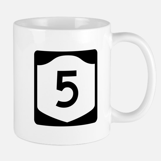 State Route 5, New York Mug