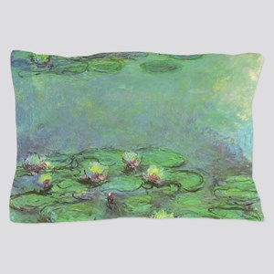 Waterlilies by Claude Monet Pillow Case
