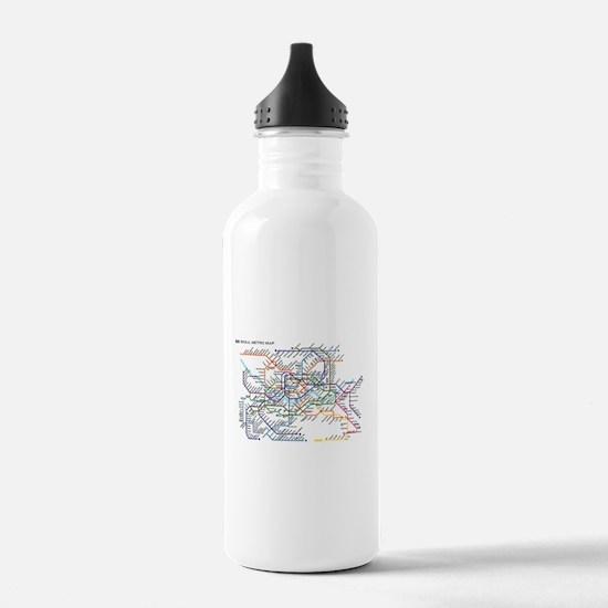 Cute Underground Water Bottle