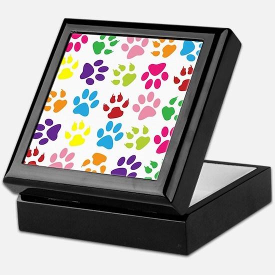 Cute Pets Keepsake Box