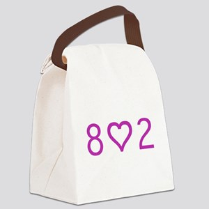 802 Canvas Lunch Bag