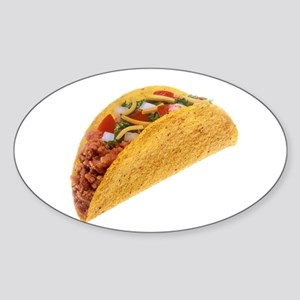 Hard Shell Taco Sticker